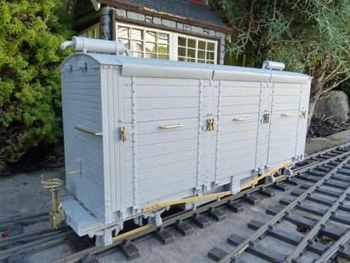 WDLR Generator Van