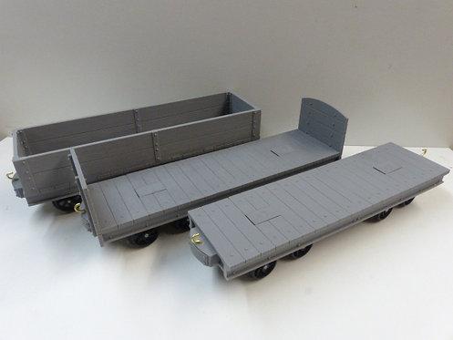 Small Bogie Wagon