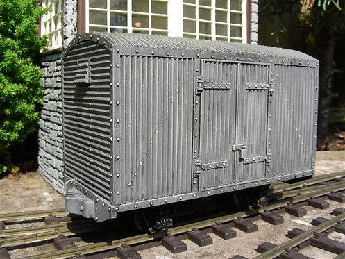 Corrugated Van Kit