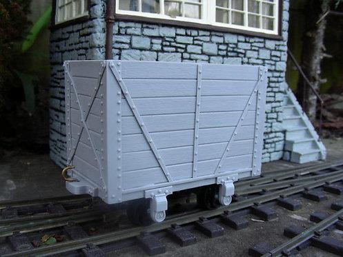 7 Plank Wagon