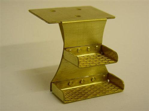 Brass Step Kit