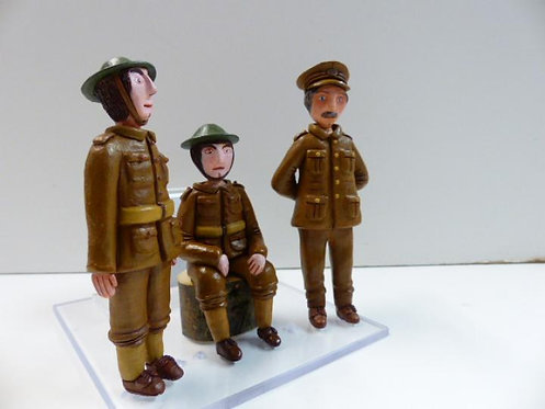 WW1 16mm Figures