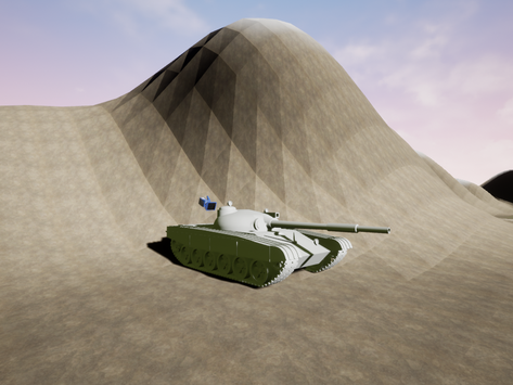 Tanks Update