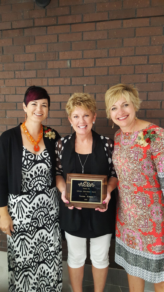 Congratulations 2017 Award Winners
