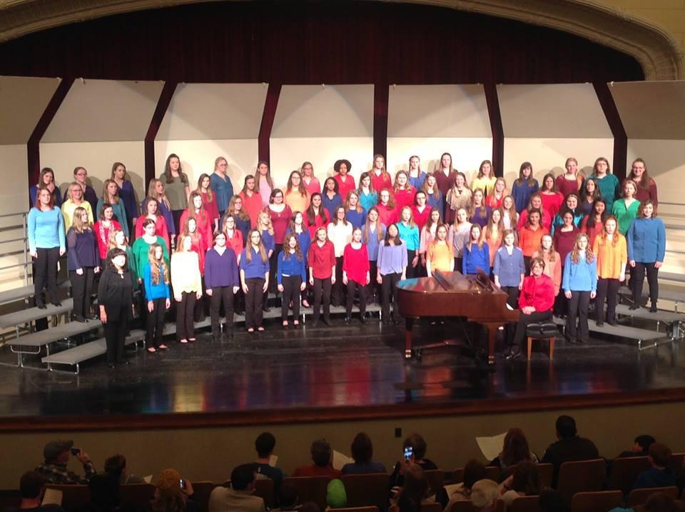 SSA Honor Choir