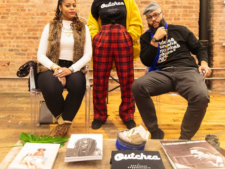 theBOM Pop-up:                                Culture X Community X Commerce