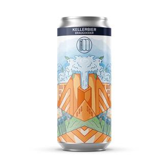 Label Design for Mondo Brewery