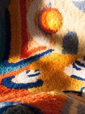 Surreal Interior Rug