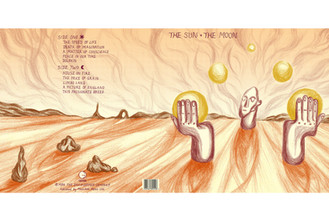 The Sun and Moon album design