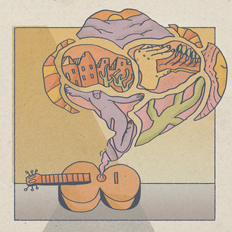 The World inside my Guitar