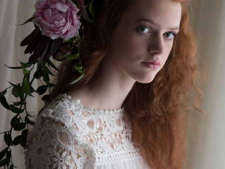FLORAL INFUSION: CREATIVE SHOOT