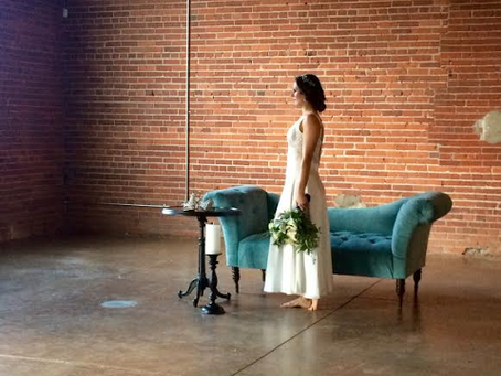"""""""CLASSIC ROMANCE"""" CHRISTINE VANCOUVER BRIDAL COLLECTION :  behind the scene"""