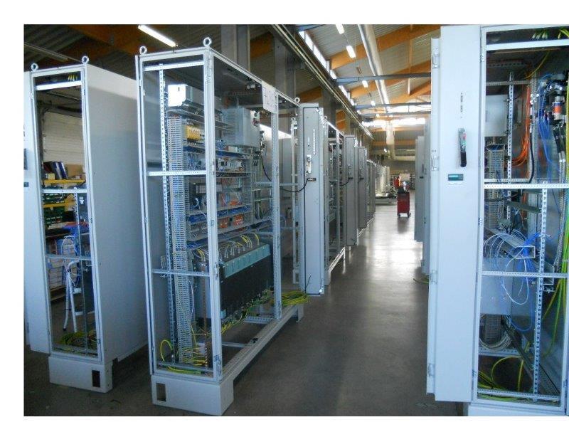 Cablage électromécanique | COMATEL