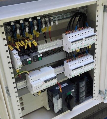 cablage électrique en sous-traitance