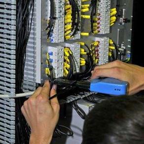 Câblage d'armoires électriques