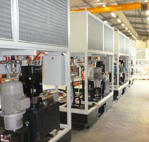 Equipement éléctromécanique | COMATEL