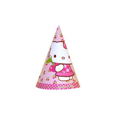 כובעי מסיבה הלו קיטי
