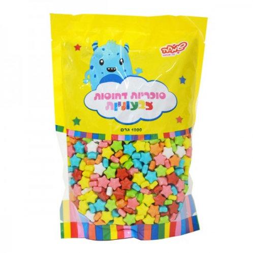 סוכריות כוכבים לקישוט