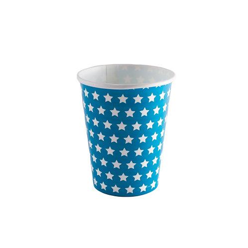 שתיה חמה כוכבים כחולים