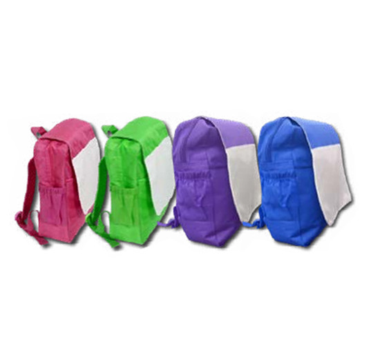 תיק גב לגן ילדים עם קלפה – מגוון צבעים