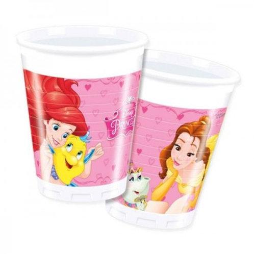 כוסות שתיה נסיכות