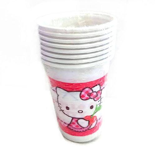 מארז כוסות הלו קיטי
