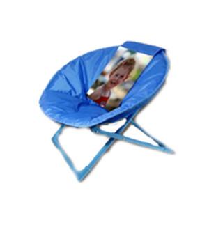 כיסא עגול מתקפל