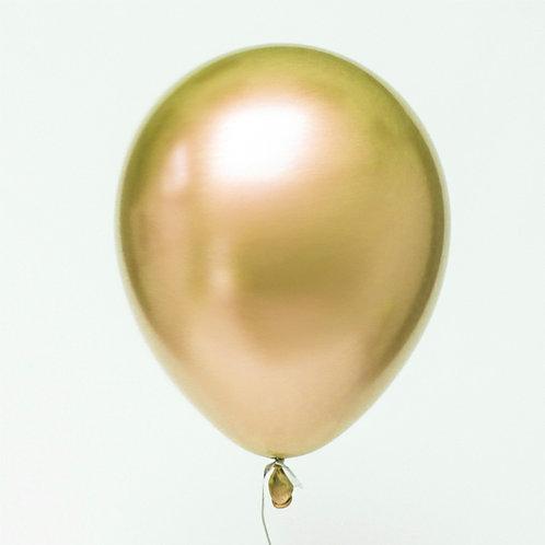 בלון כרום זהב