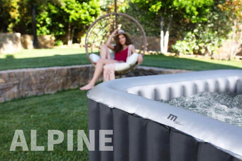 M.spa בריכה חמה ג׳קוזי ALPINE