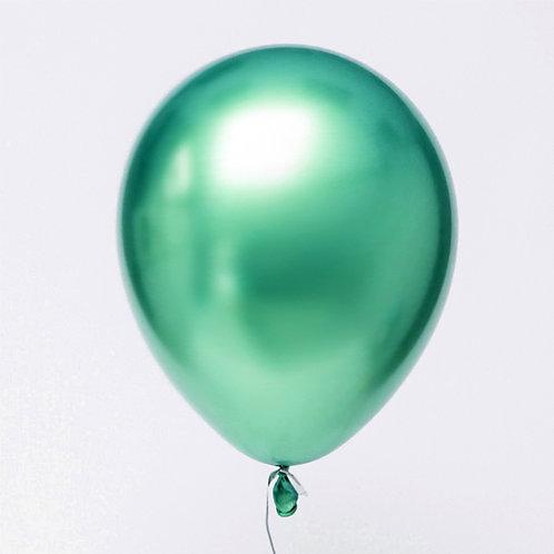 בלון כרום ירוק