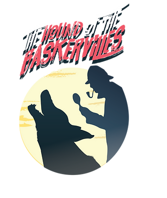 The Hound of the Baskervilles logo