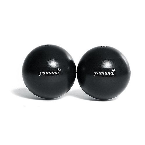 Yamuna Black Balls - Set of 2