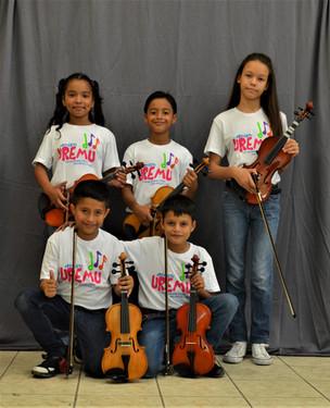 Violines 1 - Orquesta Bach