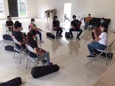 Orquesta de Cuerdas (Felipe Zelaya)