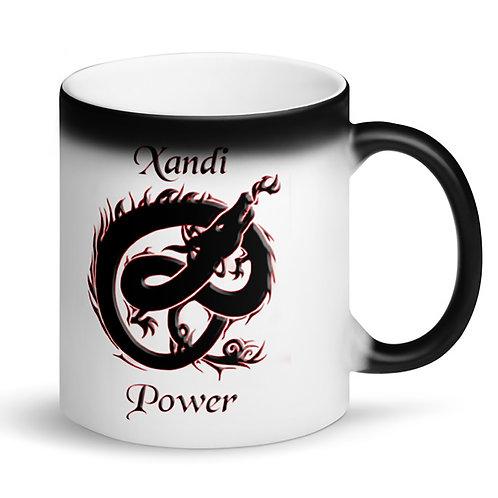 Xandi Power Dragon: Magic Mug