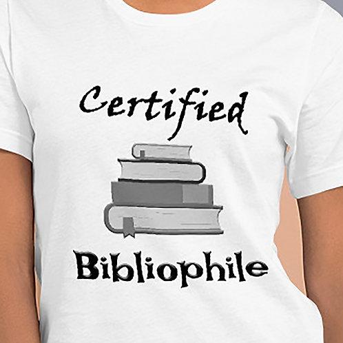 Certified Bibliophile