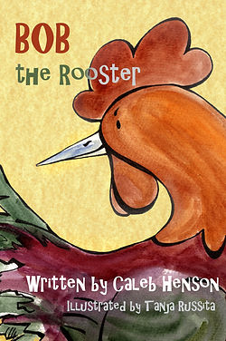 Bob the Rooster picture book