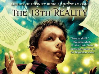 The 13th Reality: The Journal of Curious Letters