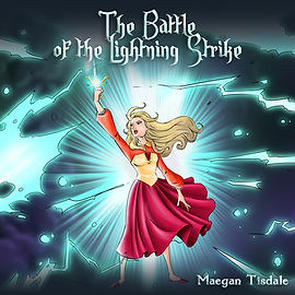 The Battle of the Lightning Strike picture book
