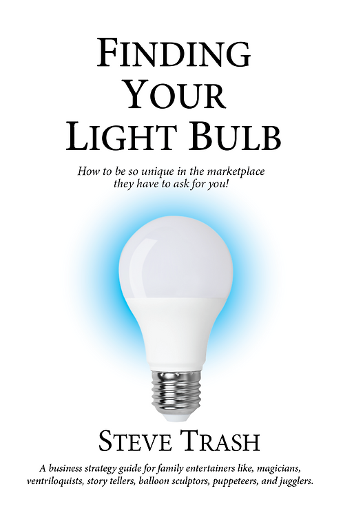 Finding Your Light Bulb