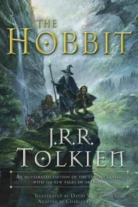 The Hobbit (Graphic Novel Adaptation)