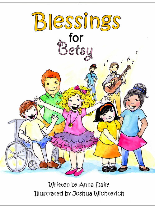 Blessings for Betsy