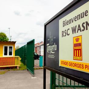 GROUND // Stade Georges Piscart - RSC Wasmes