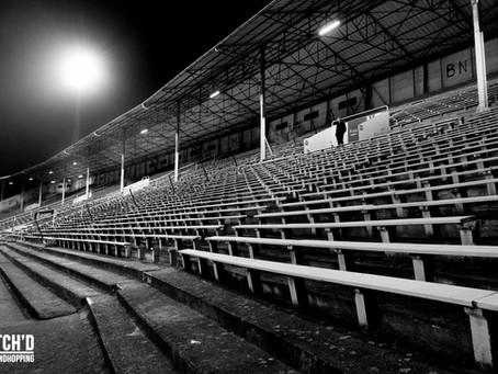 GROUND // Bosuilstadion - Royal Antwerp FC