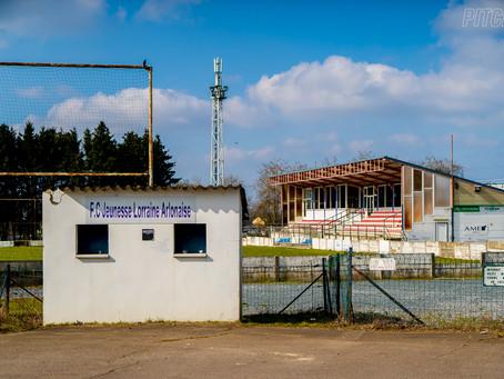 GROUND // Stade Avenue Longwy - FC Arlon