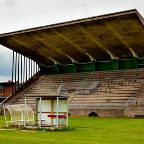 GROUND // Stade Louis Piérard - Athletic Club Quaregnon-Wasmuël/FC Borina Quaregnon