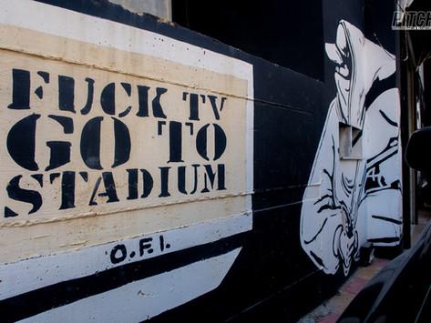 GROUND // Theodoros Vardinogiannis Stadium - OFI Crete (Greece)