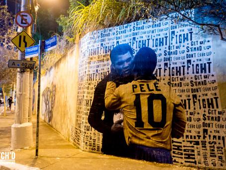 GROUND // Estadio Municipal Paulo Machado de Carvalho (aka Pacaembu Stadium) (Brazil)