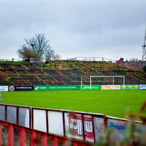 GROUND // Dalymount Park - Bohemian FC (Ireland)