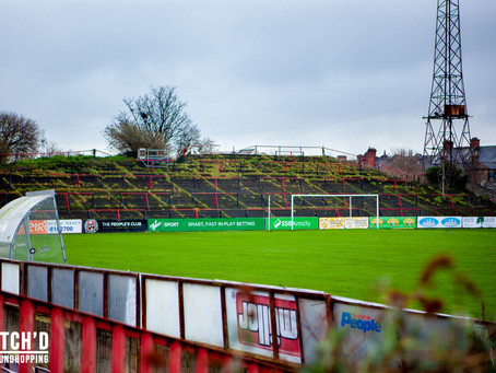 GROUND // Dalymount Park - Bohemian FC (Ireland)
